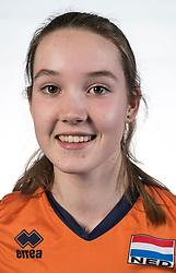 17-03-2017 NED:  Reportage pre jeugd Oranje, Arnhem<br /> Susan Hullegien