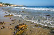 Crystal Cove Sate Park Beach Newport Beach California