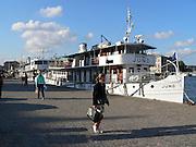 Juno på Skeppsbron