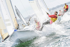 2014 -SAP 5O5 WORLD CHAMPIONSHIP - KIEL - GERMANY