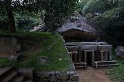 Kaludiya Pokuna. near Mihintale