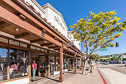 Plaza Del Mar on Del Mar and Ola Vista