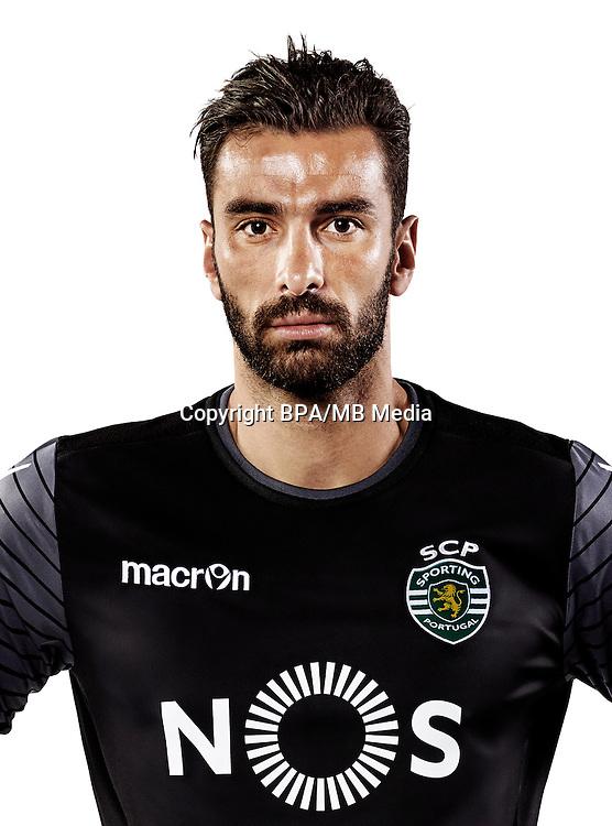Portugal - Primera Liga NOS 2016-2017 /  <br /> ( Sporting Lisboa ) - <br /> Rui Pedro dos Santos Patr&iacute;cio &quot; Rui Patricio &quot;