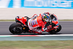 June 16, 2018 - Barcelone, Espagne - JORGE LORENZO - SPANISH - DUCATI TEAM - DUCATI (Credit Image: © Panoramic via ZUMA Press)