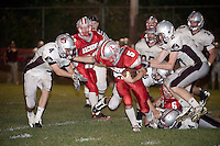 Laconia High School Sachems football versus Hanover September 3, 2010.