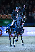 John Whitaker - Argento<br /> Jumping Amsterdam 2014<br /> © DigiShots