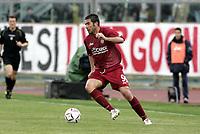 Livorno 17-4-05<br />Livorno Fiorentina Campionato serie A 2004-05<br />nella  foto Cristiano Lucarelli<br />Foto Snapshot / Graffiti