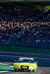 October 16, 2016 - Hockenheim, Germany - Motorsports: DTM race Hockenheim, Saison 2016 - 9. Event Hockenheimring, GER, #99 Mike Rockenfeller (GER, Audi Sport Team Abt Sportsline, Audi RS5 DTM) (Credit Image: © Hoch Zwei via ZUMA Wire)