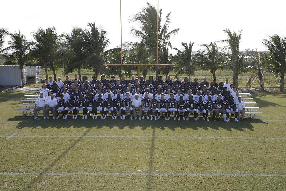 2006 FAU Football Team Photo