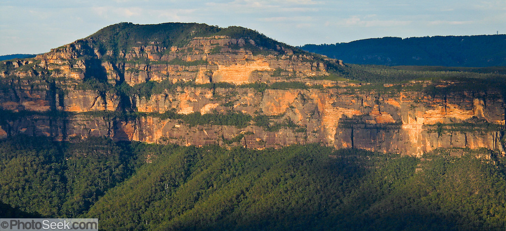 how to get to blue mountains national park