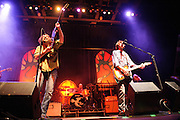 Drive-By Truckers performing at The Pageant in St. Louis on October 28, 2011. © Todd Owyoung.