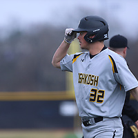 Baseball: University of Wisconsin-Whitewater Warhawks vs. University of Wisconsin-Oshkosh Titans