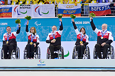 March 15th 2014 - Wheelchair Curling Finals