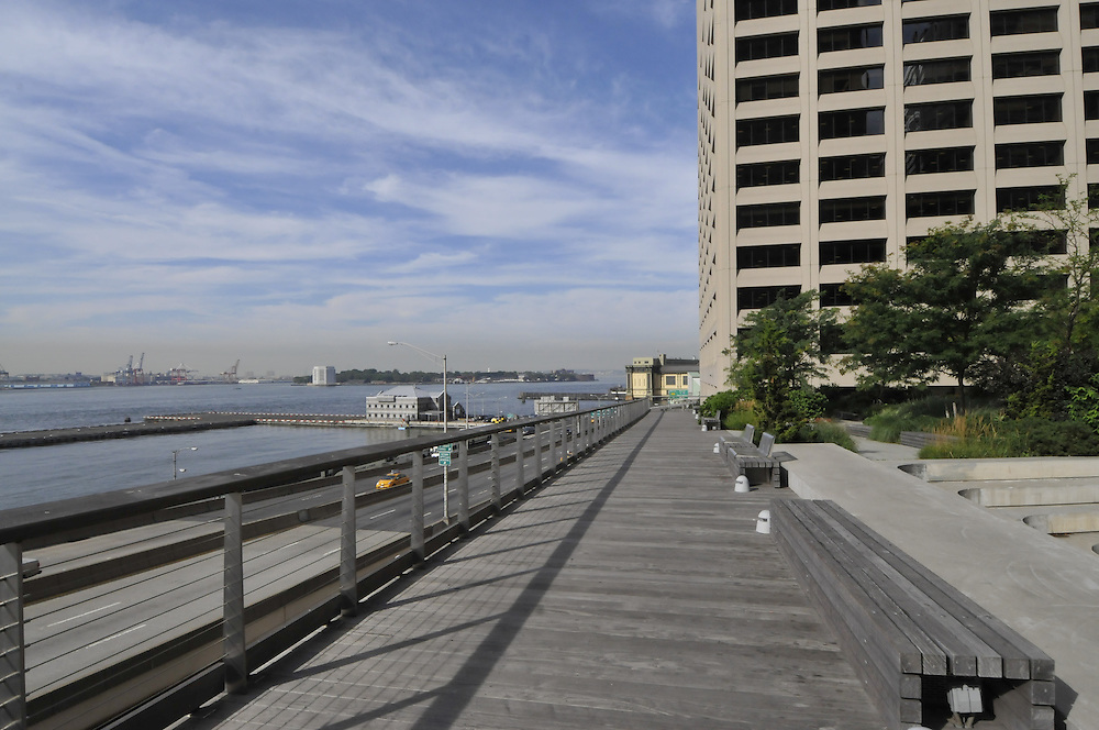 Elevated Acre, 55 Water Street, New York City, New York, Rogers Marvel Architects and Ken Smith Landscape Architect
