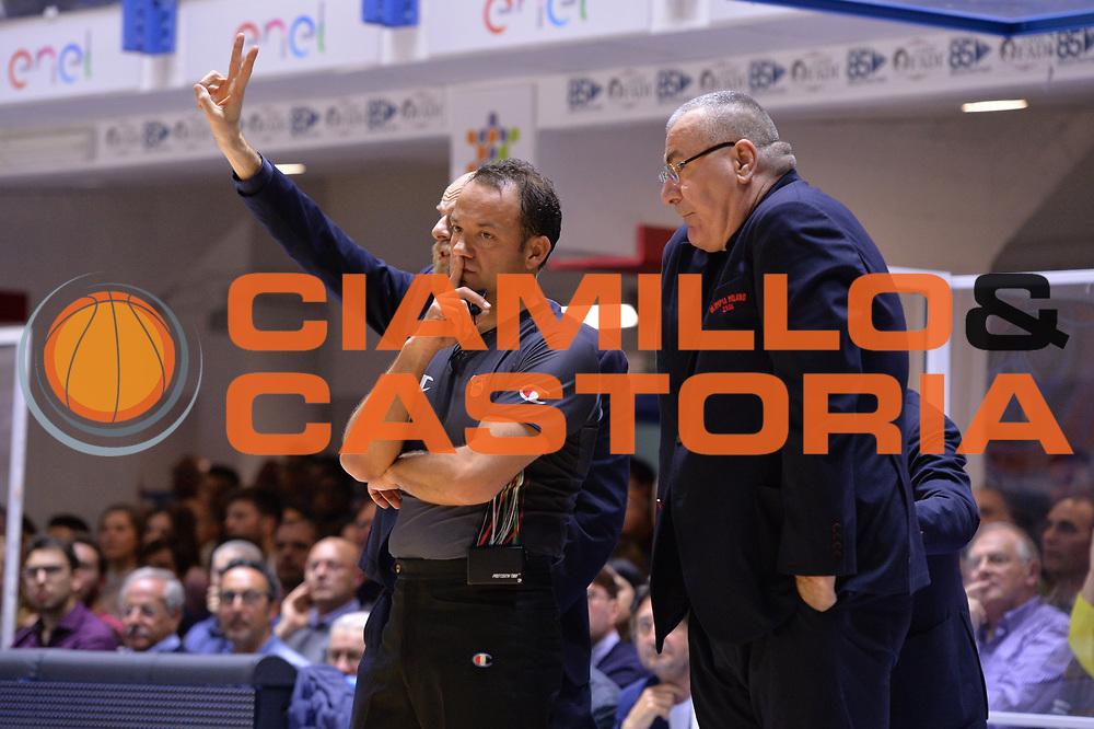 Repesa Jasmin<br /> Enel Brindisi - EA7 Emporio Armani Milano<br /> BASKET Serie A 2016-2017<br /> Brindisi 15/04/2017<br /> FOTO CIAMILLO / M.Longo