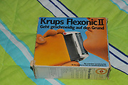 Collectible Electric Shaver Krups Flexonic II from the 60s