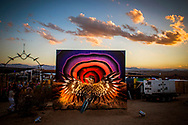 October 4-8, 2018 - Joshua Tree Music Festival - Fall at Joshua Tree Campground & RV Park in Joshua Tree, California. (Photo by: Foster Snell)