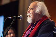 Michael Doucet performs for the National Assembly of State Arts Agencies (NASAA)