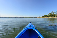 Kayak, Sag Harbor Bay, North Haven, Sag Harbor, NY