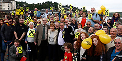 First Minister in Oban to visit SNP street stall and walkabout, George St, Oban........ <br /> (c) Stephen Lawson | Edinburgh Elite media