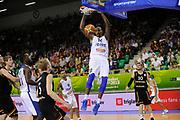 DESCRIZIONE : Lubiana Ljubliana Slovenia Eurobasket Men 2013 Preliminary Round Francia Germania France Germany<br /> GIOCATORE : Alexis Ajinca<br /> CATEGORIA : schiacciata dunk<br /> SQUADRA : Francia France<br /> EVENTO : Eurobasket Men 2013<br /> GARA : Francia Germania France Germany<br /> DATA : 04/09/2013 <br /> SPORT : Pallacanestro <br /> AUTORE : Agenzia Ciamillo-Castoria/Herve Bellenger<br /> Galleria : Eurobasket Men 2013<br /> Fotonotizia : Lubiana Ljubliana Slovenia Eurobasket Men 2013 Preliminary Round Francia Germania France Germany<br /> Predefinita :