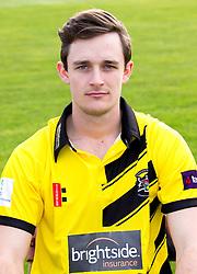 Gareth Roderick of Gloucestershire Cricket poses for a headshot in the NatWest T20 Blast kit - Mandatory by-line: Robbie Stephenson/JMP - 04/04/2016 - CRICKET - Bristol County Ground - Bristol, United Kingdom - Gloucestershire  - Gloucestershire Media Day