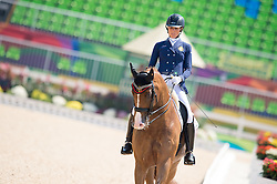 George Michele, BEL, FBW Rainman<br /> Team Test Grade Ia <br /> Rio 2016 Paralympic Games<br /> © Hippo Foto - Jon Stroud