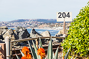 204's Beach Sign in San Clemente