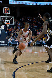 The Virginia Cavaliers defeated the Wake Forest Demon Decons 88-76 at the John Paul Jones Arena in Charlottesville, VA on January 21, 2007.