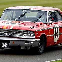 GOODWOOD REVIVAL....Stuart Graham during qualifying for the weekend races...(c) STEPHEN LAWSON | SportPix.org.uk