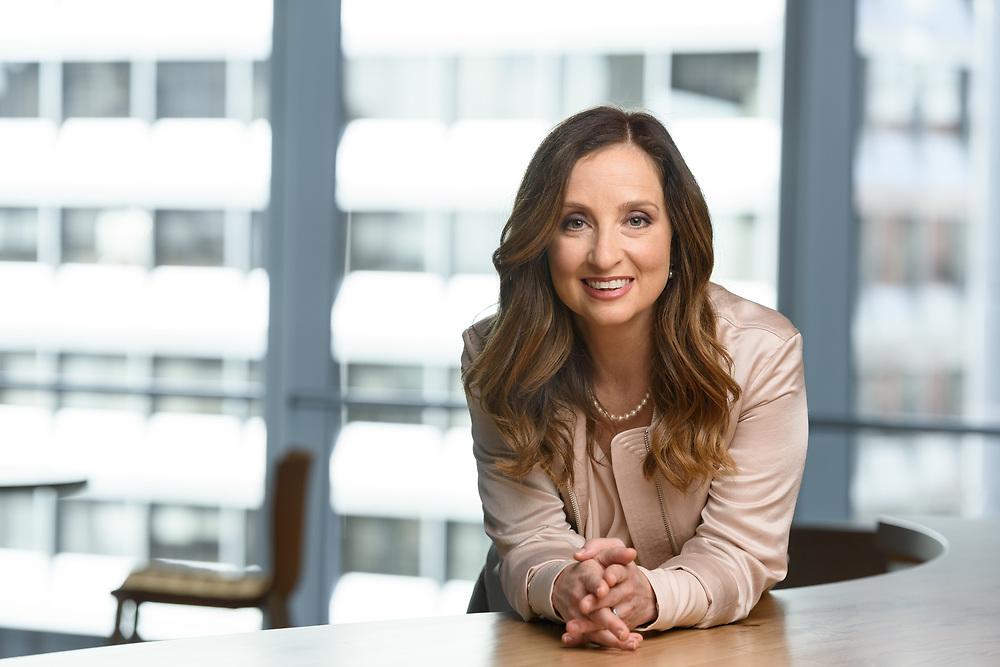 Jody Kohner, senior vice president of employee marketing & engagement at Salesforce. San Francisco, CA | Wardour (UK)