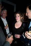 PETER STOTHARD; ANNA STOTHARD, Master and Commanders by Andrew Roberts book launch. Sotheby's Bond Street . London. 13 October 2008 *** Local Caption *** -DO NOT ARCHIVE -Copyright Photograph by Dafydd Jones. 248 Clapham Rd. London SW9 0PZ. Tel 0207 820 0771. www.dafjones.com