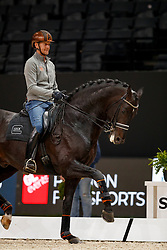 Gal Edward, NED, Glock's Zonik<br /> LONGINES FEI World Cup™ Finals Paris 2018<br /> © Dirk Caremans<br /> 12/04/2018