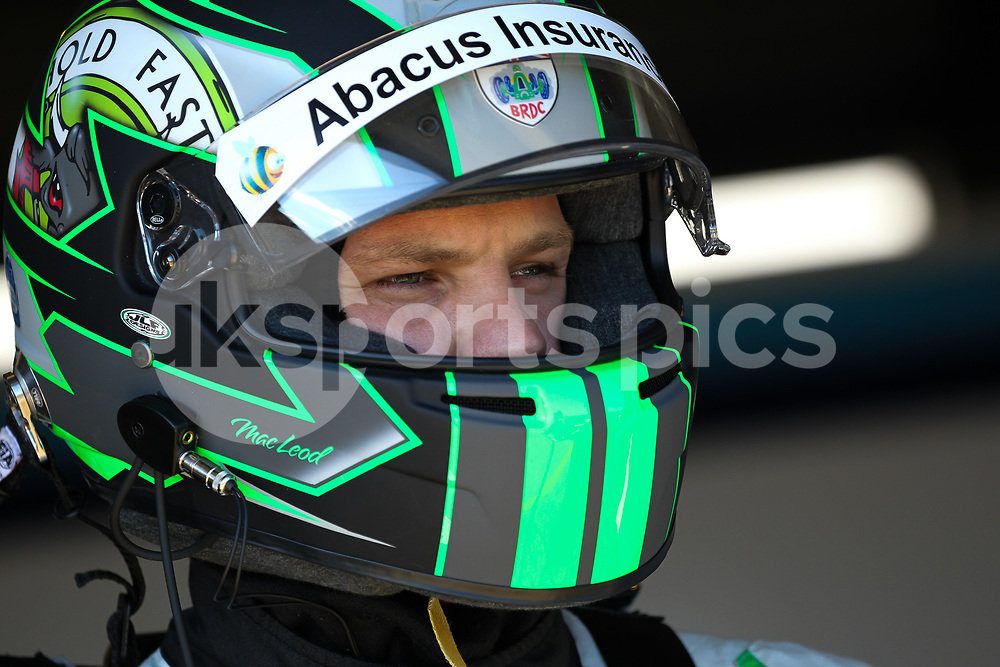 Team Parker Racing Bentley Continental GT3 driver Callum Macleod during the British GT And BRDC British F3 Championships at the Snetterton Circuit, Norwich, England on 27 May 2017. Photo by Jurek Biegus.