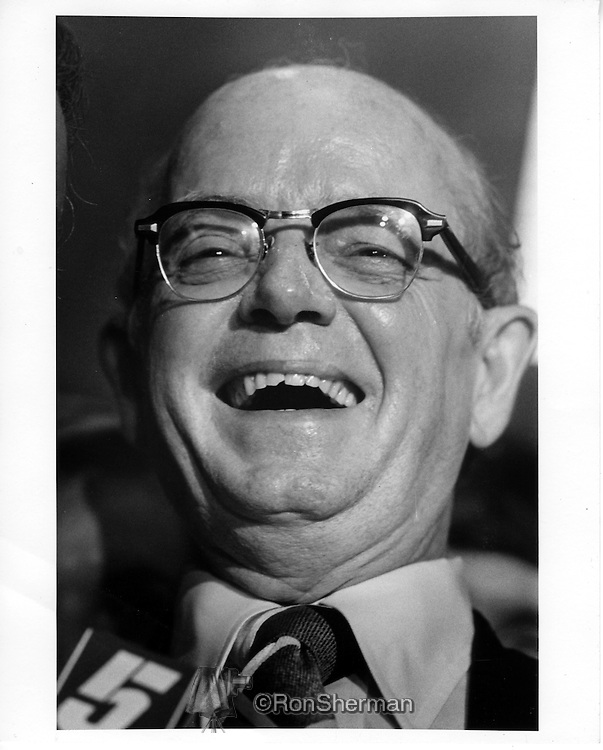 Lester Garfield Maddox, Sr. (September 30, 1915 – June 25, 2003), was an American politician who was the 75th Governor of the U.S. state of Georgia from 1967 to 1971. A populist governor and Democrat, Maddox came to prominence as a staunch segregationist. He served as Lt. Governor from 1971-1975. Carter and Maddox found little common ground during their four years of service, often publicly feuding with each other.  In 1974 he ran for Georgia Governor again, but lost in a Runoff.