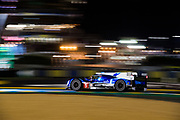 June 12-17, 2018: 24 hours of Le Mans. 5 Manor TRSM Racing, Ginetta G60-LT-P1-Mecachrome, Charlie Robertson, Mike Simpson, Leo Roussel