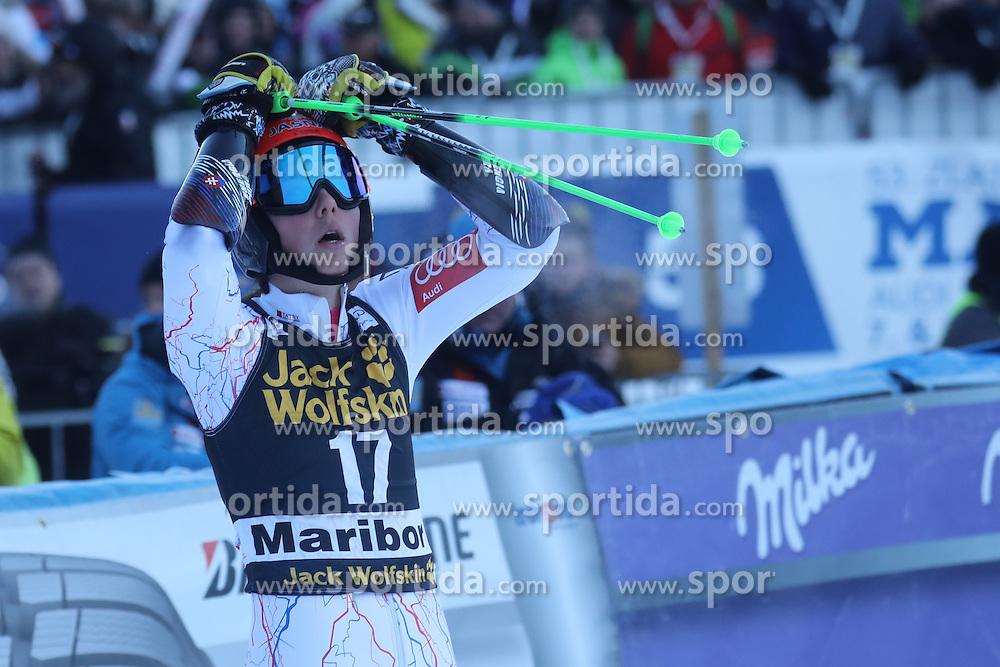 Petra Vlhova (SVK) during 6th Ladies' Giant slalom at 53rd Golden Fox - Maribor of Audi FIS Ski World Cup 2015/16, on January 7, 2017 in Pohorje, Maribor, Slovenia. Photo by Marko Vanovsek / Sportida
