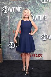 May 19, 2017 - Los Angeles, CA, USA - LOS ANGELES - MAY 19:  Cornelia Guest at the ''Twin Peaks'' Premiere Screening at The Theater at Ace Hotel on May 19, 2017 in Los Angeles, CA (Credit Image: © Kay Blake via ZUMA Wire)