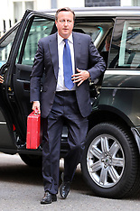 AUG 27 2013 Syria crisis -Prime Minister returns to Downing St