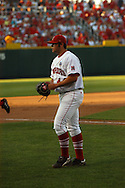 6/17/05 Omaha, NE Joba Chamberlain at the 2005 College World Series in Omaha Neb. Photo by Chris Machian