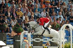 Deusser Daniel, (GER), Cornet D Amour<br /> Team completion and 2nd individual qualifier<br /> FEI European Championships - Aachen 2015<br /> © Hippo Foto - Dirk Caremans<br /> 20/08/15