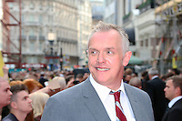 Greg Davies, The Inbetweeners 2 - World Film Premiere, Leicester Square, London UK, 05 August 2014, Photo by Richard Goldschmidt