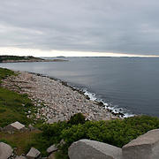 The view from Halibut Point State Park in Rockport, Massachusetts, takes in 3 states: Massachusetts, New Hampshire, and Maine.9