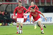 Jamie Jacobs of AZ Alkmaar U23
