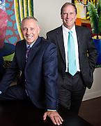 Michael Zabalaoui and Randy Waesche of Resource Management, Inc.