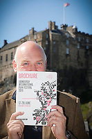 Mark Adams  director Edinburgh International Film Festival