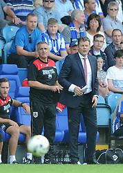 - Mandatory byline: Dougie Allward/JMP - 07966386802 - 08/08/2015 - FOOTBALL - Hillsborough Stadium -Sheffield,England - Sheffield Wednesday v Bristol City - Sky Bet Championship