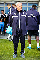 Leicester City Manager Claudio Ranieri  - Mandatory byline: Matt McNulty/JMP - 07966386802 - 25/08/2015 - FOOTBALL - Gigg Lane -Bury,England - Bury v Leicester City - Capital One Cup - Second Round
