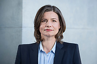 08 MAY 2018, BERLIN/GERMANY:<br /> Manuela Rottmann, MdB, B90/Gruene, Deutscher Bundestag<br /> IMAGE: 20180508-01-048