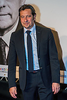 Laurent Gerra attends the Opening Ceremony of the 7th Film Festival Lumiere on October 12, 2015 in Lyon, France.